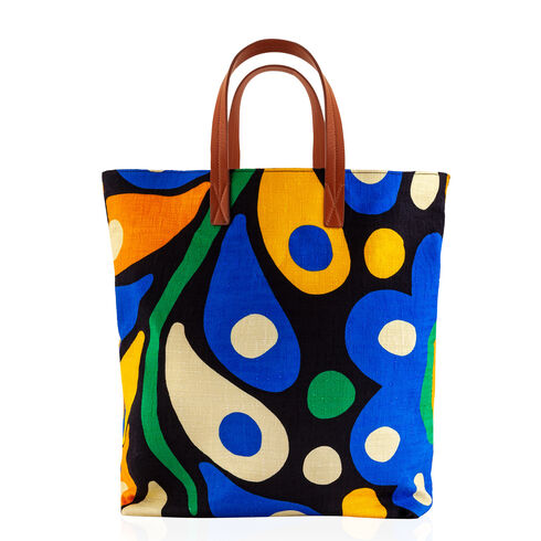 Shopper - Confetti Blu, ONESIZE, hi-res-1