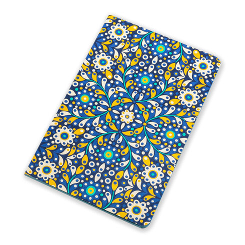 Notebook Pattern Blu, ONESIZE, hi-res-1