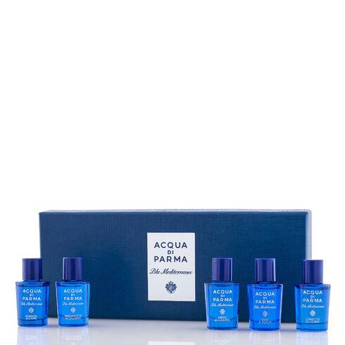 Blu Mediterraneo miniature set, ONESIZE, hi-res-1