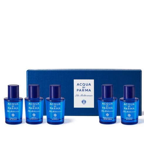 Coffret miniatures blu Mediterraneo, ONESIZE, hi-res-1