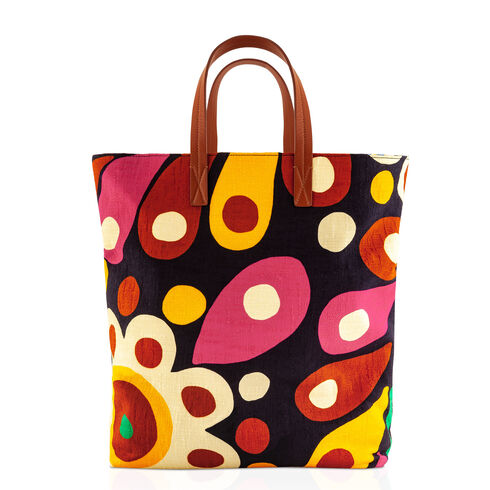 Tote Bag - Confetti Yellow, ONESIZE, hi-res-1