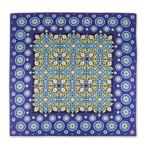 Pareo - Confetti Blu, ONESIZE, hi-res-1