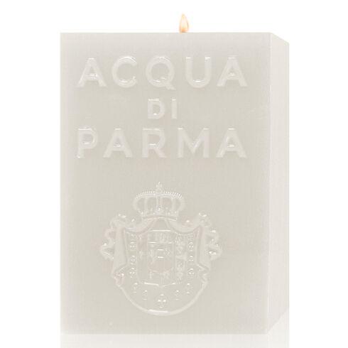 White cube candle, ONESIZE, hi-res-1