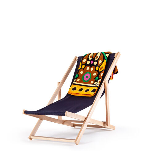 Beach Towel - Confetti Giallo, ONESIZE, hi-res-1